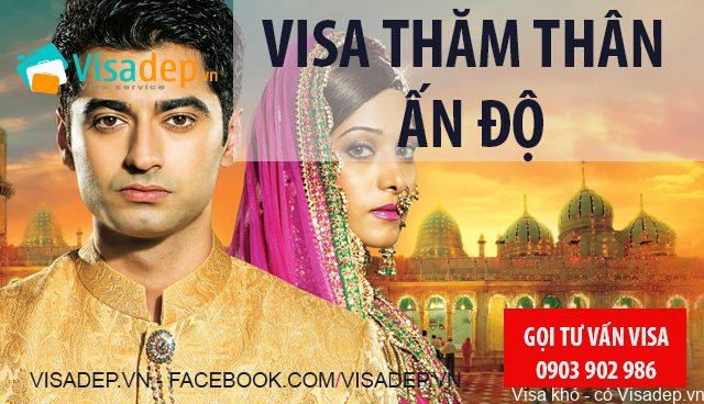 Visa Ấn Độ Thăm Thân Nhân