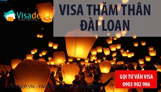 Visa Đài Loan Thăm Thân