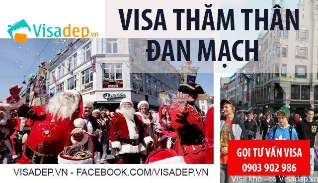 Visa Đan Mạch Thăm Thân
