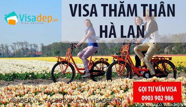 Visa Hà Lan Thăm Thân
