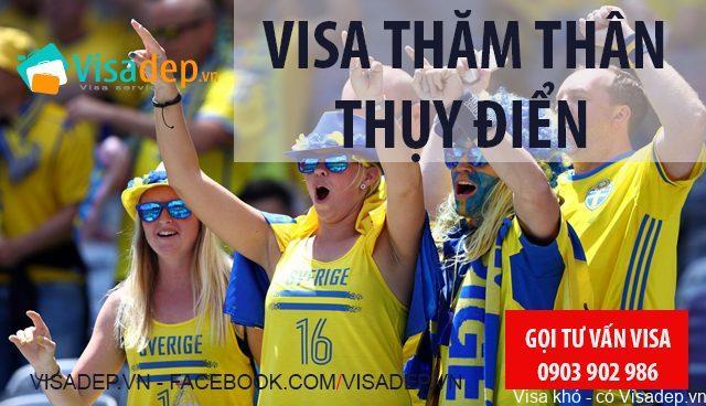Visa Thụy Điển Thăm Thân Nhân