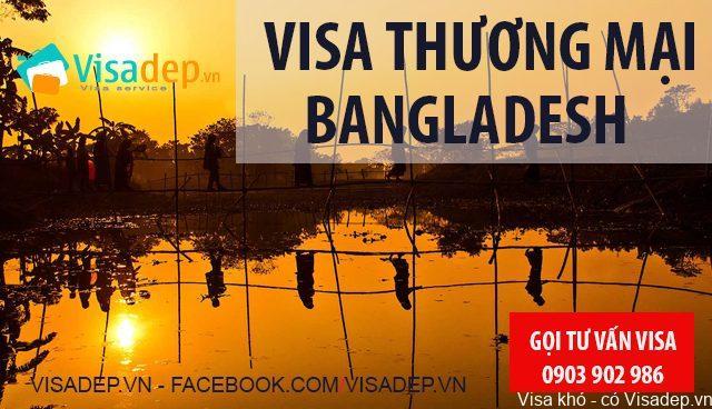 Visa Bangladesh Công Tác