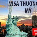 Thủ tục cần thiết để xin visa đi Mỹ diện du lịch, công tác ( Thương mại), thăm thân 2017