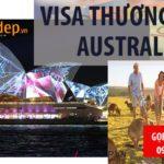 """Chương trình cấp visa Úc """"lao động kết hợp kỳ nghỉ'"""" 1 năm còn chỗ không?"""