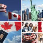 Con dưới 18 tuổi quốc tịch Mỹ xin visa Canada như thế nào?