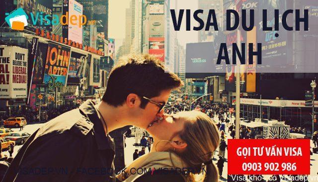 Visa Anh Du Lịch