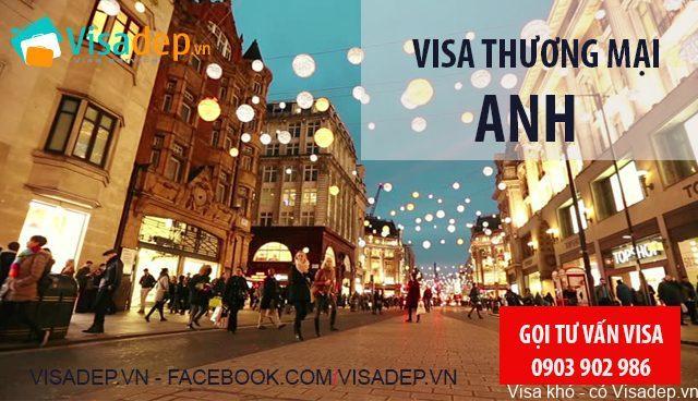 Visa Anh Thương Mại
