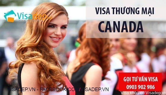 Visa Canada Thương Mại