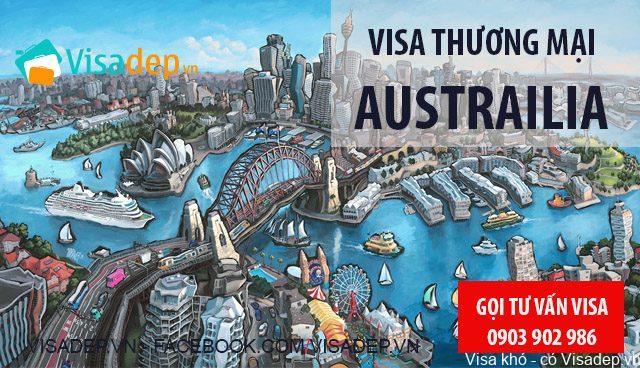 Visa Úc Thương Mại