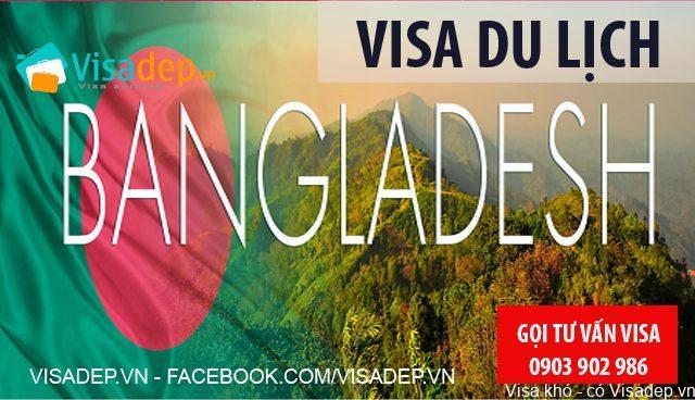Visa Bangladesh Du Lịch