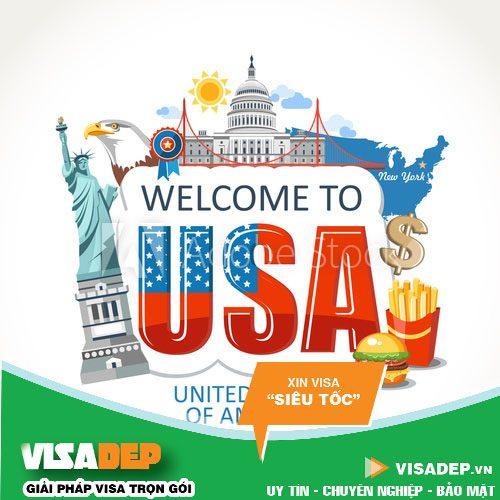 Lệ phí gia hạn visa mỹ là bao nhiêu
