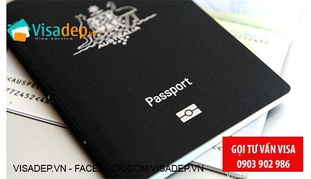 Xuất Trình Passport