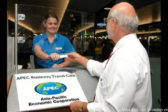 apec business traval card