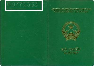 tra số hộ chiếu bằng số cmnd