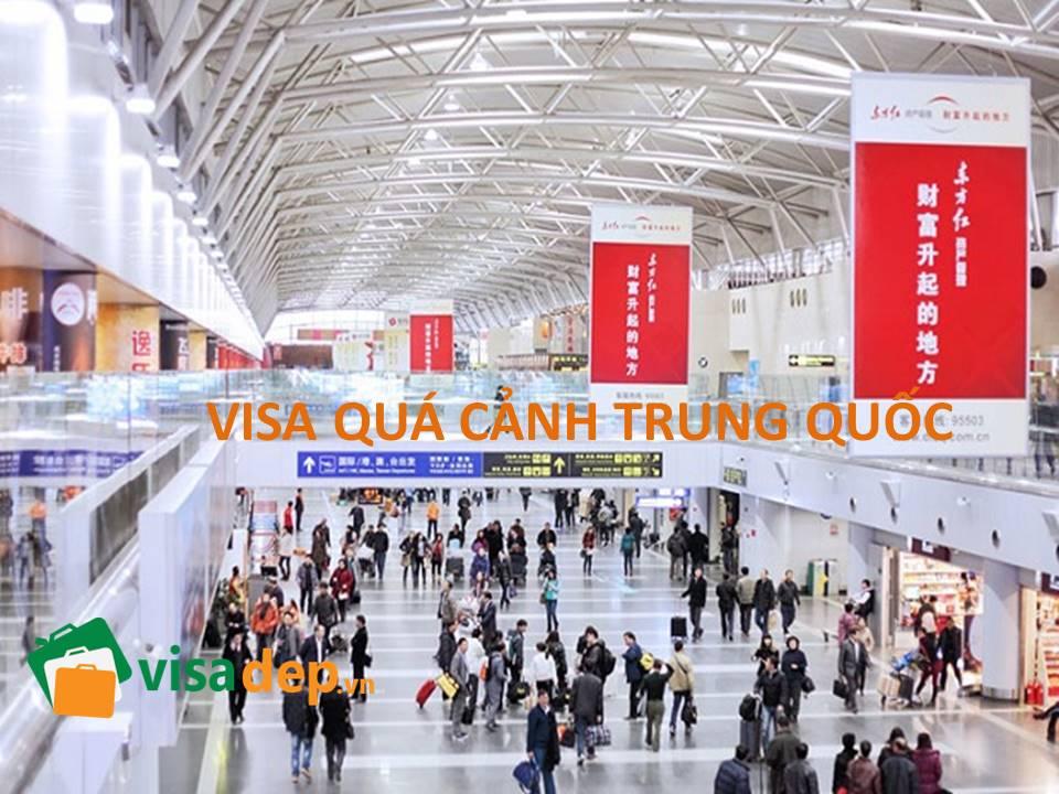 visa quá cảnh trung quốc