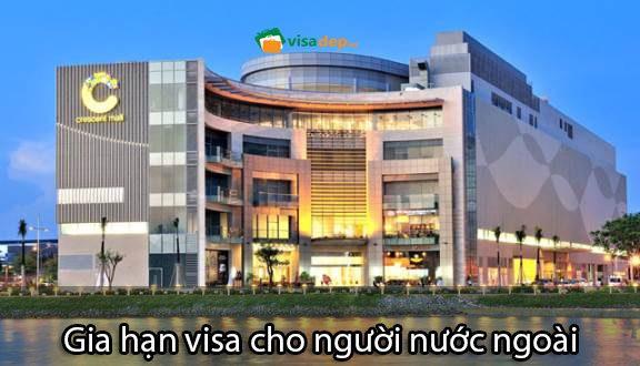 dịch vụ gia hạn visa du lịch cho người nước ngoài tại quận 7