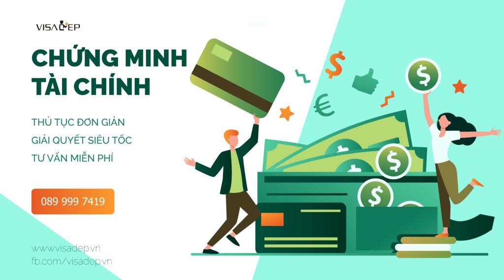 chứng minh tài chính du học Phần lan