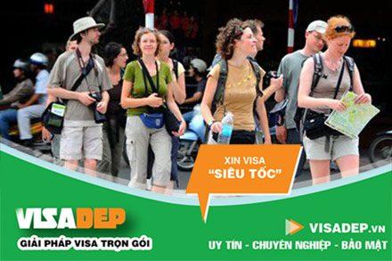 mức quá hạn visa ở Việt Nam