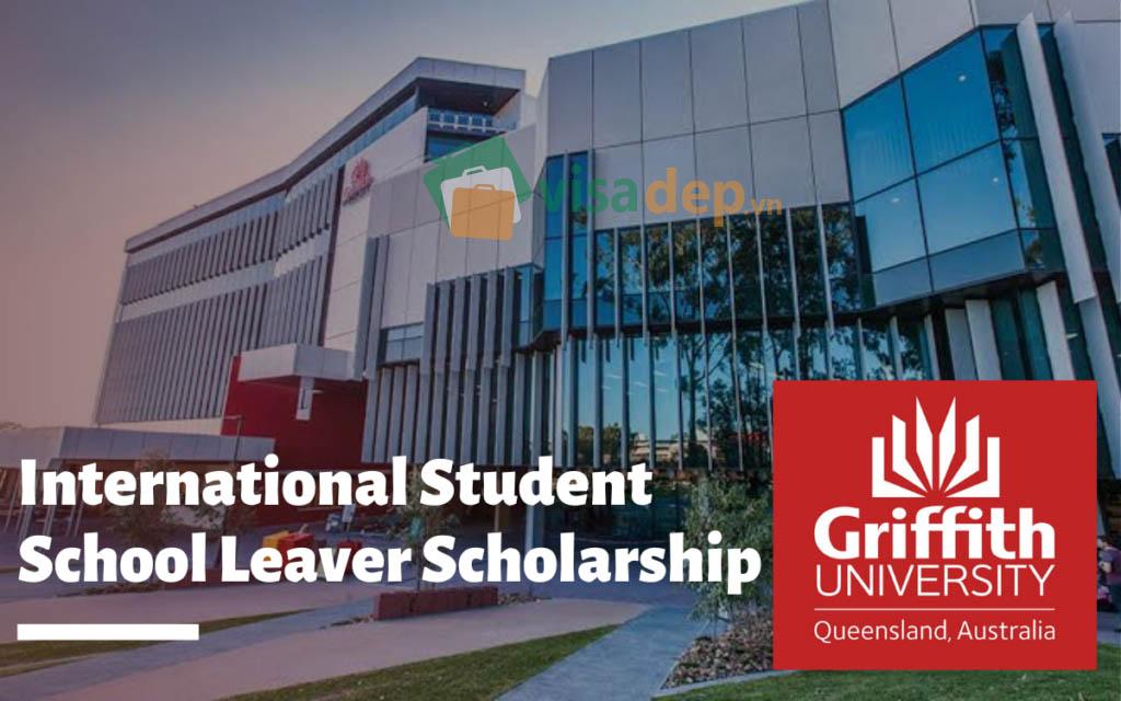 Học bổng lên đến 50% tại Griffith University, Úc