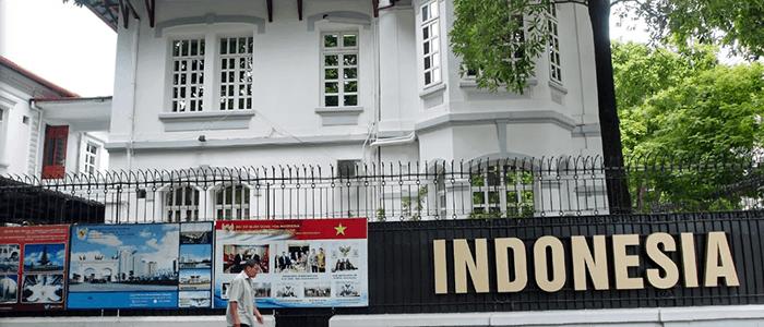 Địa chỉ Đại Sứ Quán Indonesia tại Việt Nam