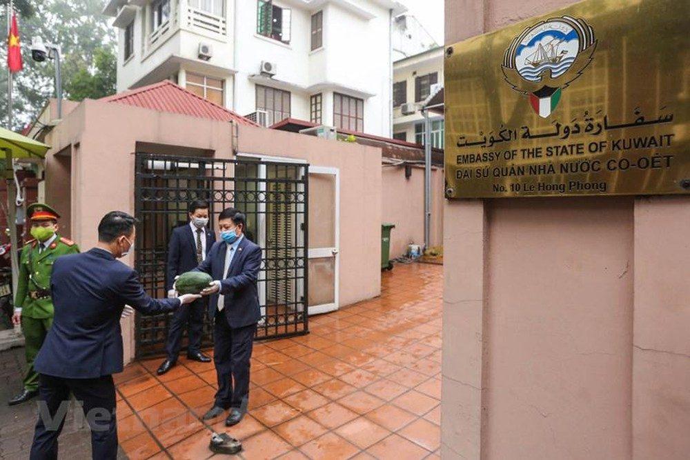 Địa chỉ Đại Sứ Quán Kuwait tại Việt Nam