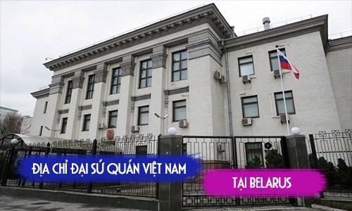 Đại Sứ Quán Việt Nam tại Minsk, Belarus