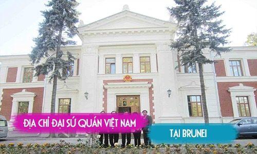 Đại Sứ Quán Việt Nam tại Brunei