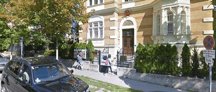 Đại sứ quán Việt Nam tại Áo