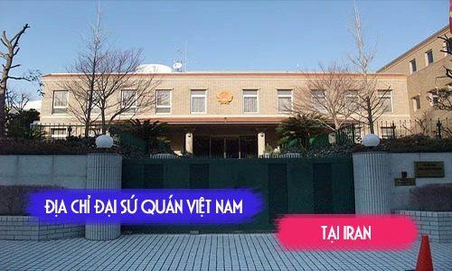 Đại Sứ Quán Việt Nam tại Iran