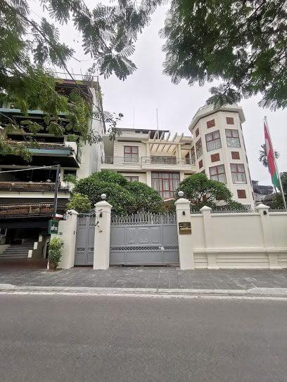 Đại Sứ Quán Oman tại Việt Nam