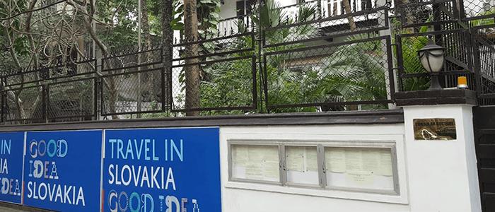 Đại Sứ Quán Slovakia tại Việt Nam