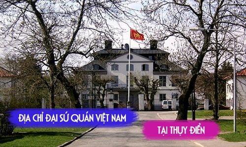 Đại sự quán Việt Nam tại Thụy Điển