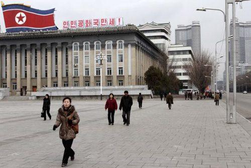 Đại sự quán Việt Nam tại Triều Tiên