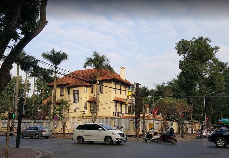 Đại sứ quán Ukraina tại Việt Nam