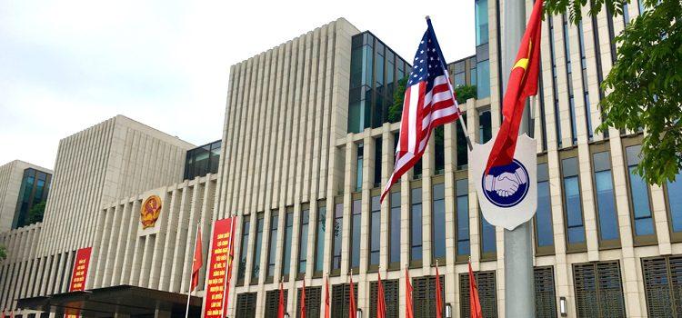 Đại sứ quán Việt Nam tại Mỹ
