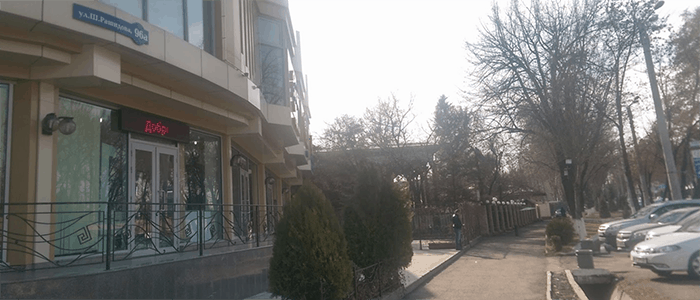 Đại sự quán Uzbekistan