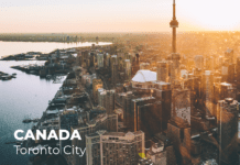 nhập cảnh Canada