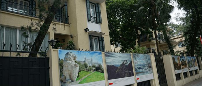 Địa chỉ Đại Sứ Quán Ba Lan tại Việt Nam