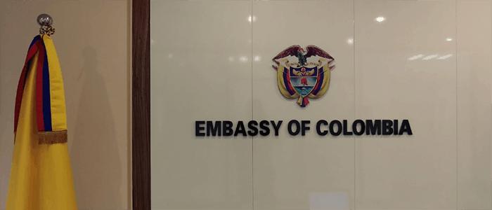 Địa chỉ Đại Sứ Quán Colombia tại Việt Nam