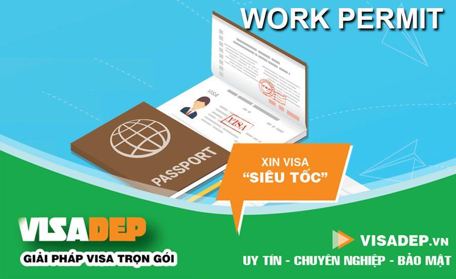 Giấy phép lao động cho chuyên gia là người nước ngoài