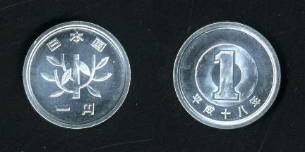 Đồng 1 yên Nhật Bản