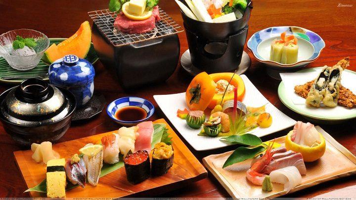 Từ vựng tiếng Nhật về các món ăn