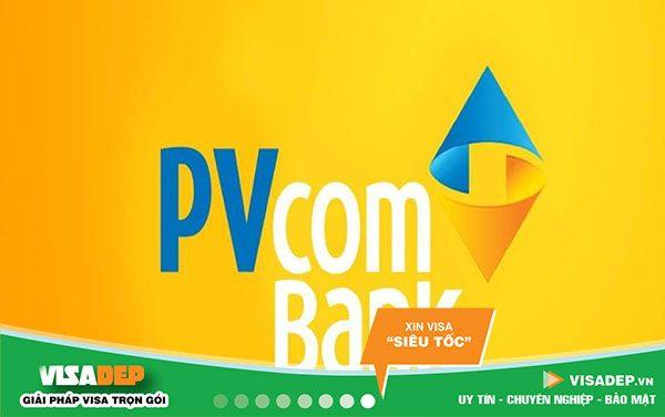 Chứng minh tài chính pvcombank