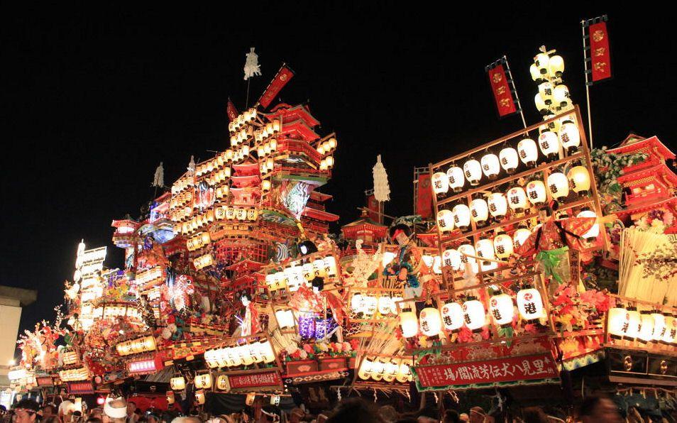 Lễ hội Gion Nhật Bản