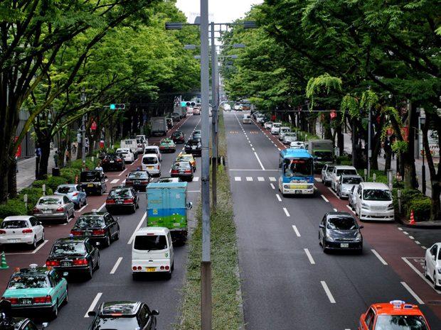 Văn hóa giao thông Nhật Bản