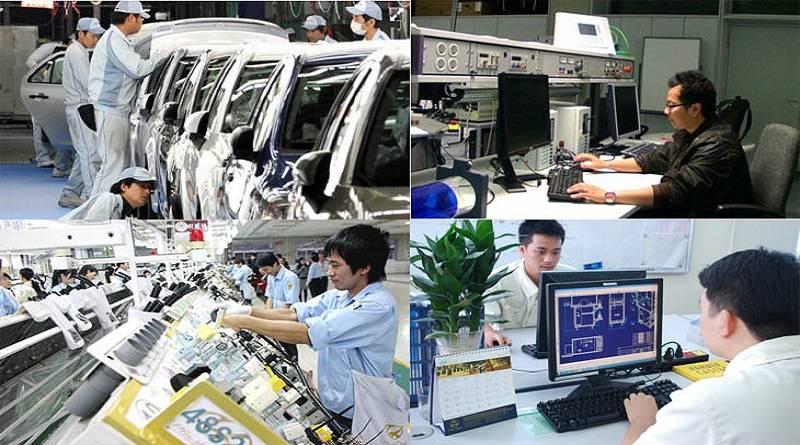 Các ngành nghề đang hot tại Nhật Bản
