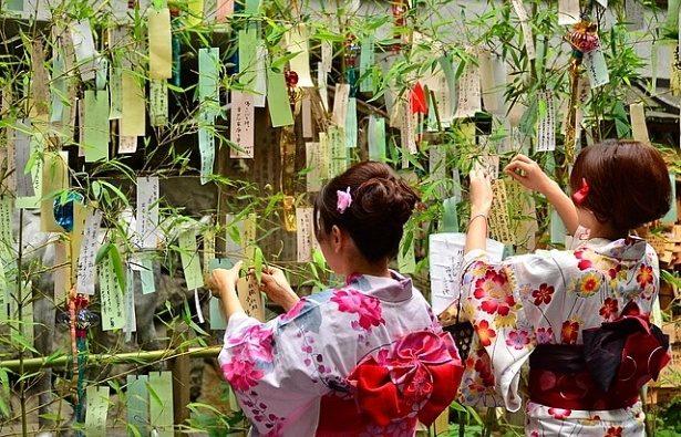 lễ hội mùa hè Nhật Bản