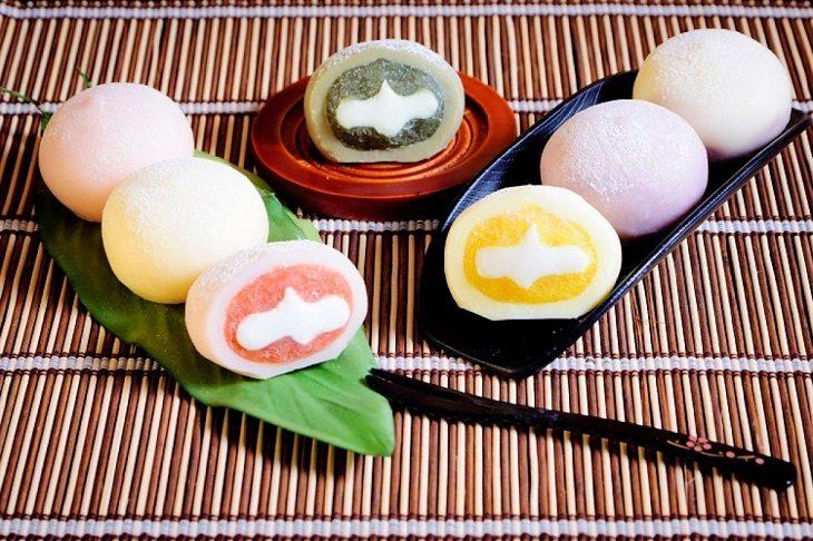 món ăn vặt Nhật Bản