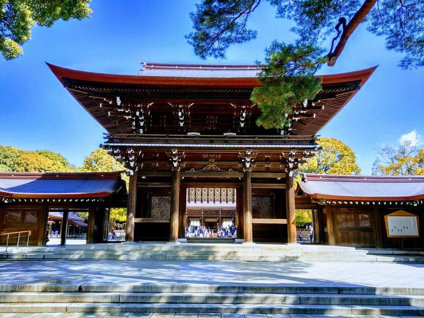 những ngôi chùa nổi tiếng ở Nhật Bản
