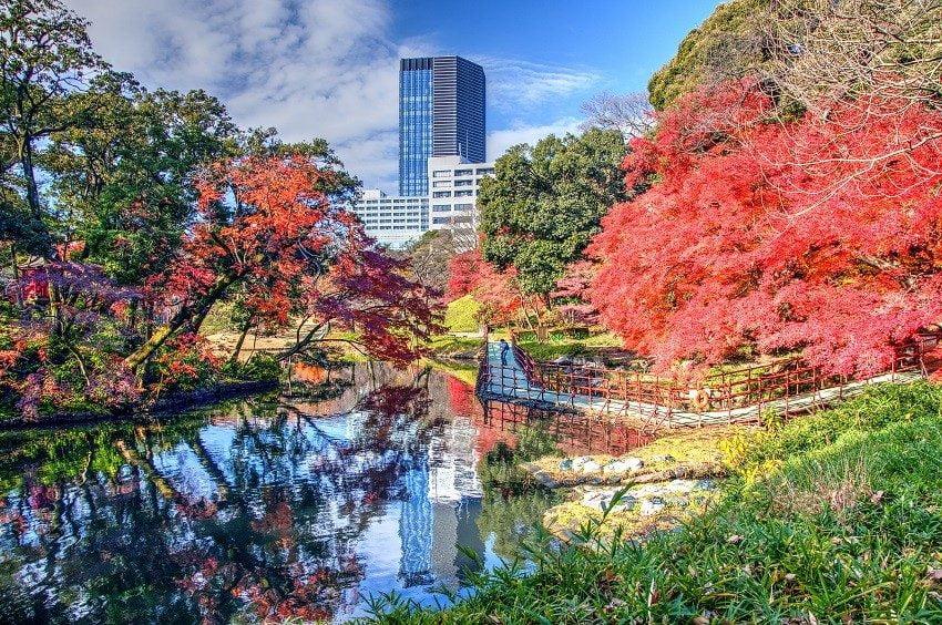 địa điểm tham quan miễn phí ở Nhật Bản